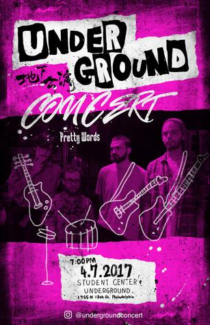 Underground Concert