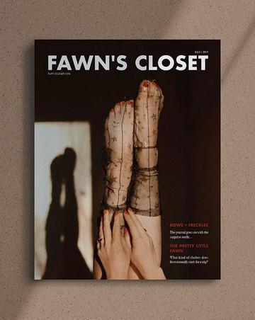 FAWN'S CLOSET Magazine