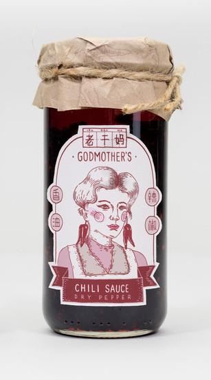 "Godmother ""Lao Gan Ma"""