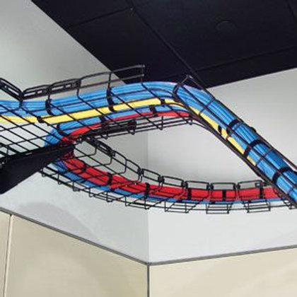 Wire Basket Raceway and Installation 10foot