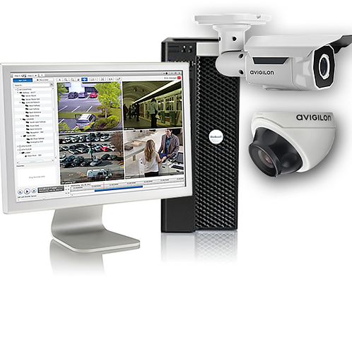 Video Surveillance System and Installation.  System For Life