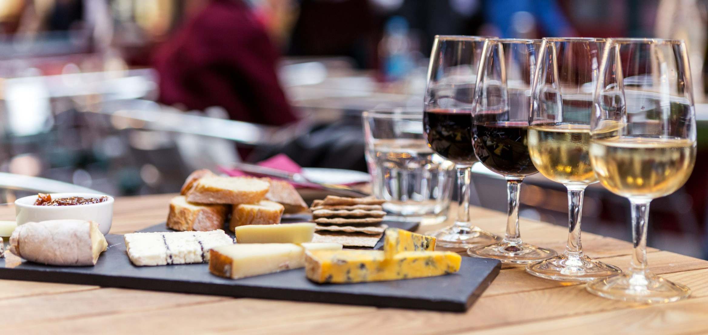 Wine & Cheese Tasting (2 hour session)