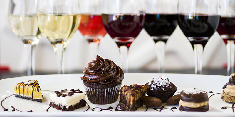Pudding Wines & Sweets (2 Hour Session)