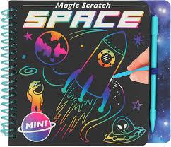 Magic scratch -DEPESCHE