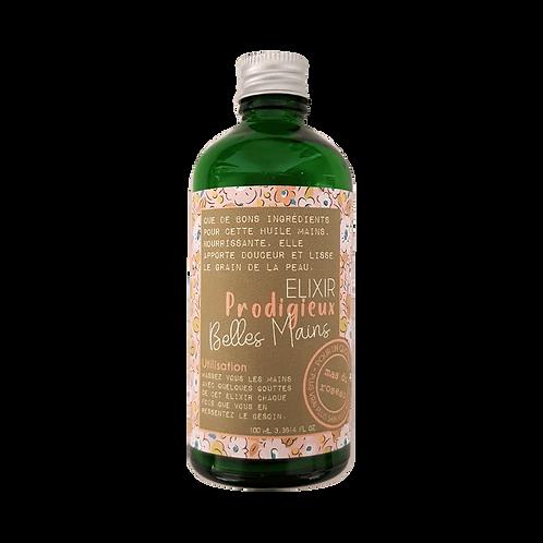 Elixir belles mains - Mas du roseau
