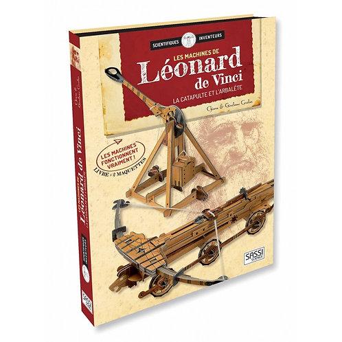 Les machines de Léonard de Vinci. La catapulte et l'arbalète - SASSI