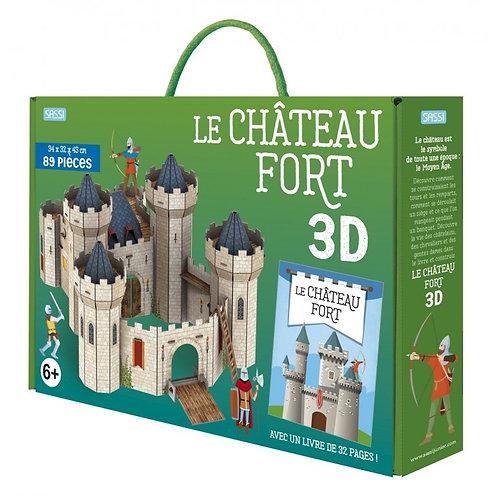 Le Château Fort 3D - SASSI