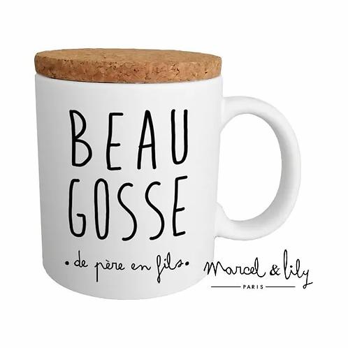 MUG - BEAU GOSSE DE PÈRE EN FILS - Marcel et Lily
