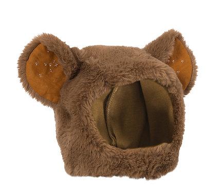 Bonnet ours brun Rendez-vous chemin du loup 6/18 mois Moulin Roty