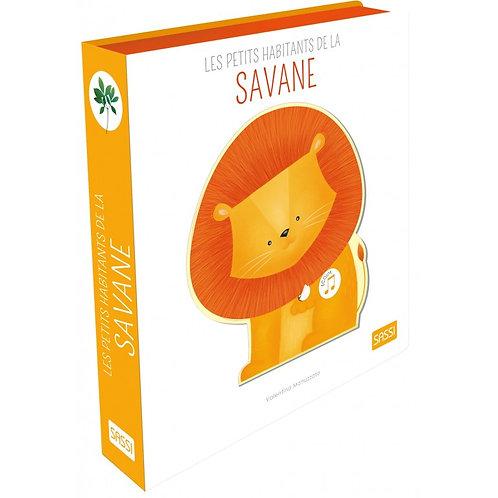 Les Petits Habitants de la Savane - SASSI