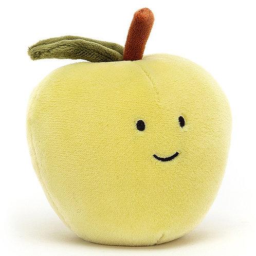 Fabulous Fruit Apple - Small Peluche Pomme 7 cm