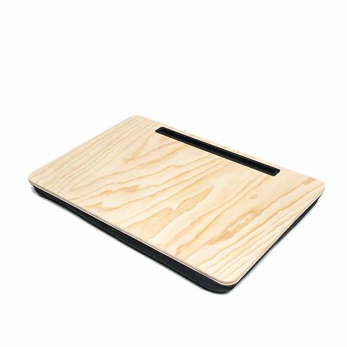 Plateau coussin pour tablette et portable - Kikkerland