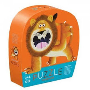 Puzzle Lion roar  - Crocodile Creek