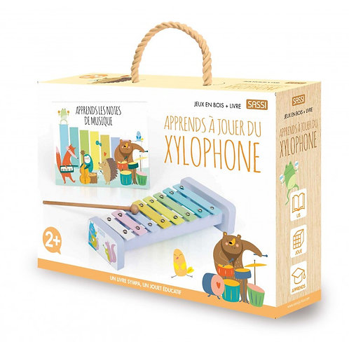 Apprendre à jouer du xylophone - RICE