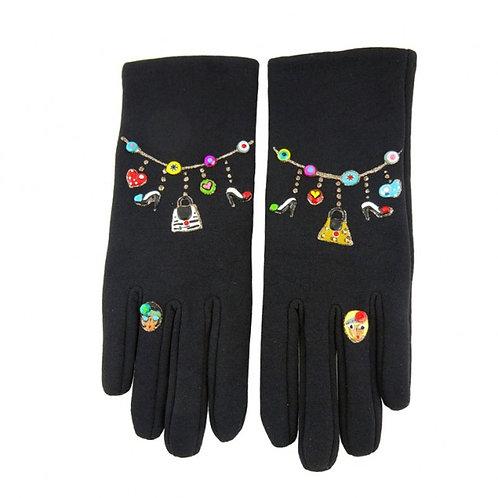 Gants - Bracelets Girly - Quand les poules auront des gants