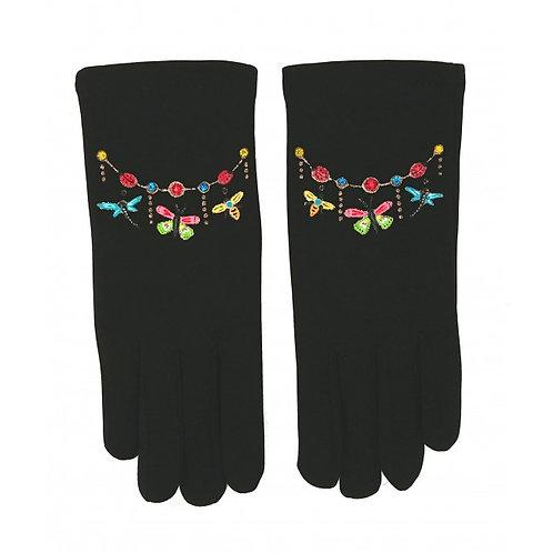 Gants - Bracelets Papillon - Quand les poules auront des gants