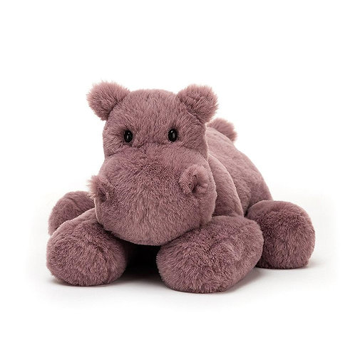PELUCHE HUGGADY HIPPO - JELLYCAT