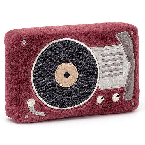 Wiggedy Record Player - JELLYCAT