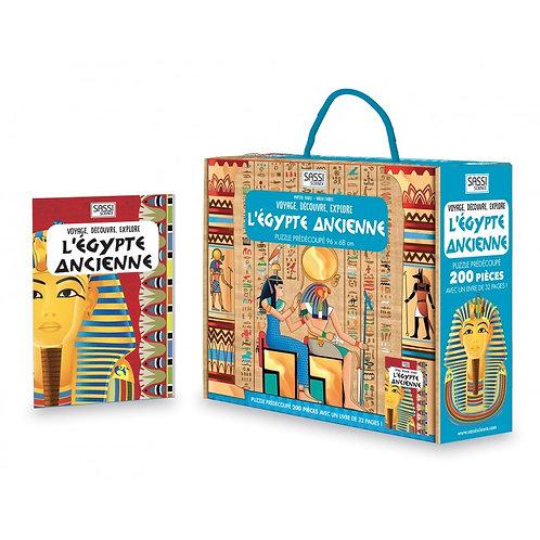 Voyage, découvre, explore. L'Égypte ancienne - SASSI