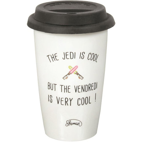 MUG Take away The Jedi is cool