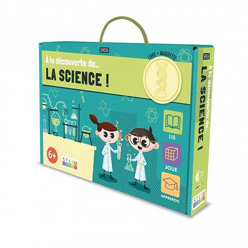 À la découverte de... la science ! - SASSI