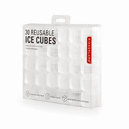 30 glaçons réutilisables - KIKKERLAND