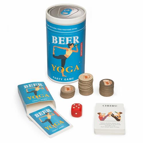 Yoga beer - Kikkerland