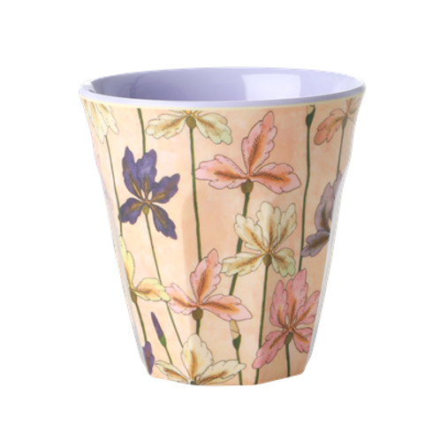 Tasse mélamine fleurs du printemps - Rice