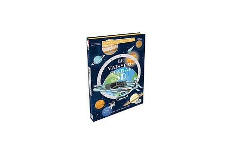 Le Vaisseau spatial 3D (Français) Broché - SASSI