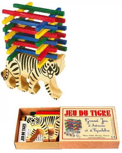 Jeu du Tigre pour enfant - Marc Vidal