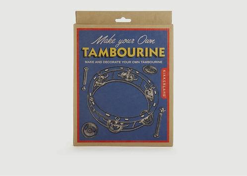 DIY tambourin - KIKKERLAND
