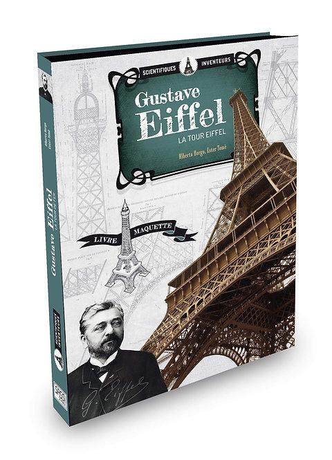 Gustave Eiffel : Tour Eiffel 3D (Français) Relié - Sassi