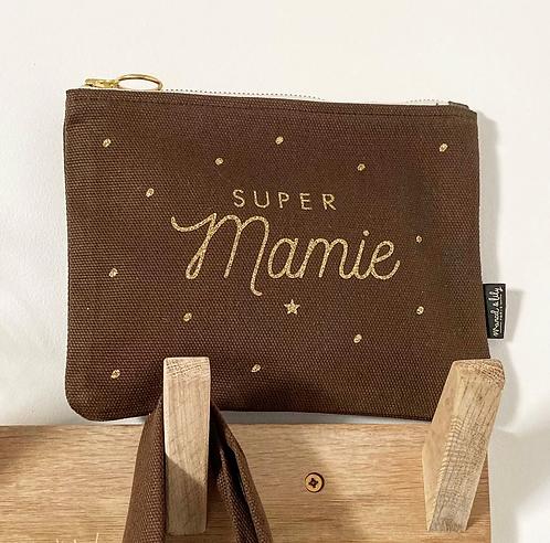 TROUSSE CHOCOLAT- SUPER MAMIE - Marcel & Lily