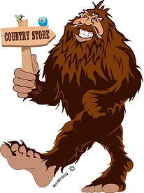SASQUATCH_WALKER with SIGN_4C Process_Co