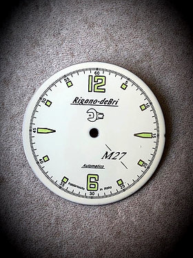 M27 White Dial Also Available