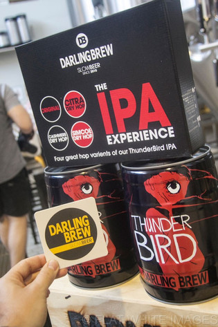 The IPA Experience @ Darling Brewery.
