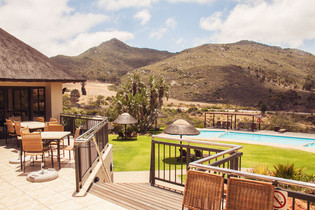 Staying at: Piekenierskloof Mountain Resort.