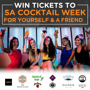 S.A Cocktail Week 2016