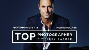 Top Photographer with Nigel Barker.