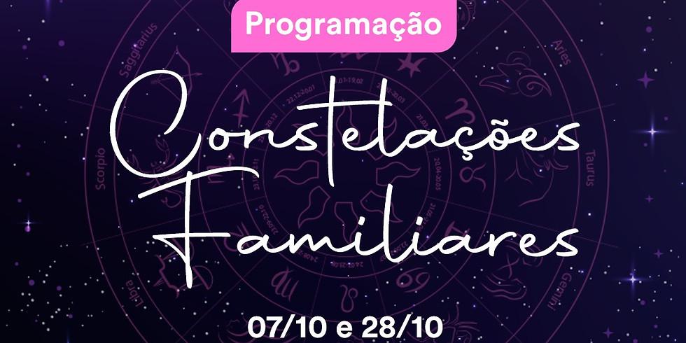 Constelação Familiar ONLINE - 28 DE OUTUBRO