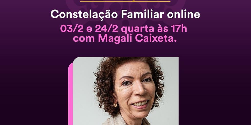 Constelação Familiar online - Fevereiro 2021