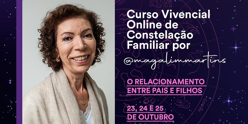 Curso vivencial de Constelação Familiar  - ONLINE - Relacionamento entre Pais e filhos (1)