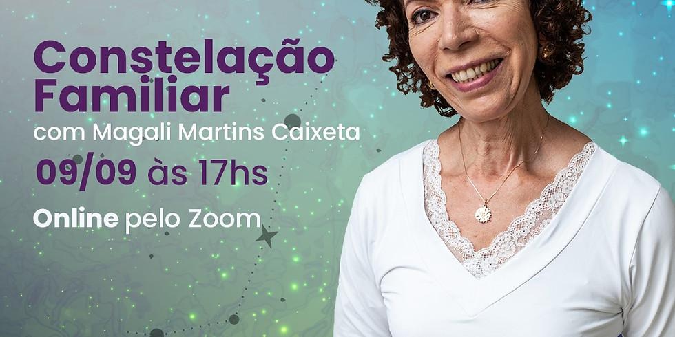 CONSTELAÇÃO FAMILIAR ONLINE SETEMBRO 2020