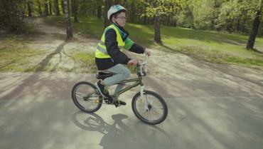 #06 Pagrindinės eismo taisyklės dviratininkams