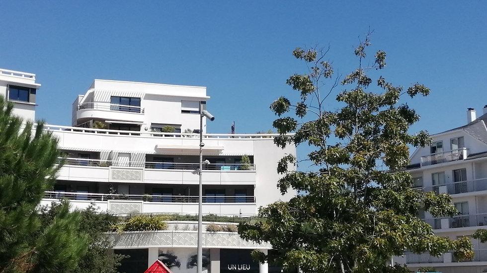 Appartement T4 contemporain au cœur de La Baule