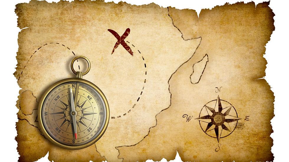 A Pirate Map