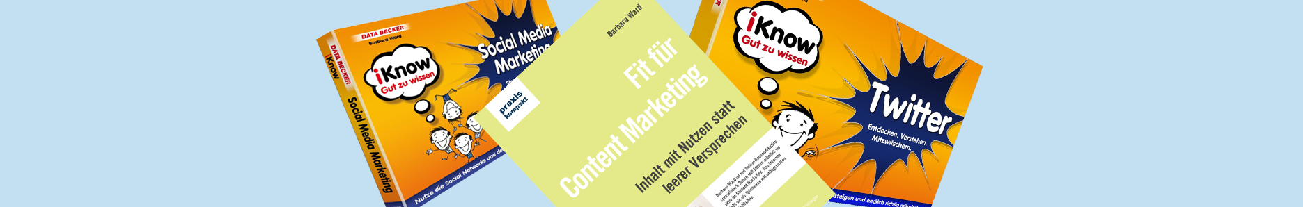 Buch: Fit für Content Marketing