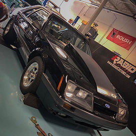 1986 GT with Holley EFI and Nitrous Oxide