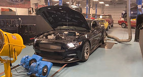 2017 Mustang GT with Whipple 2.9L supercharger and 132mm throttle body