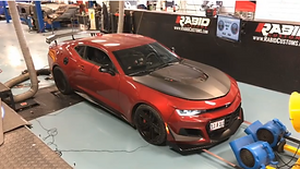 2018 ZL1 1LE with Long Tube Headers